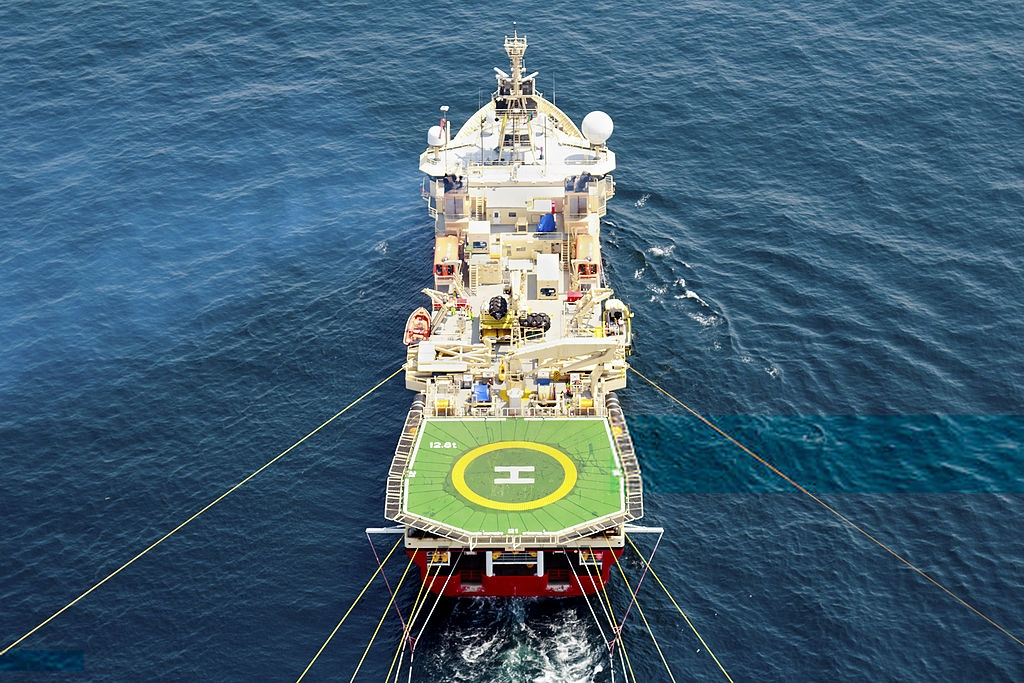 Acquisition of Seismic, A Offshore View.